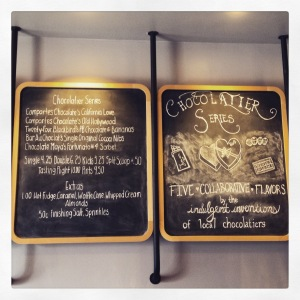 The Chocolatier Series ran at Salt & Straw throughout February.