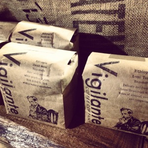 Vigilante Coffee Company: This team is passionate about their beans.